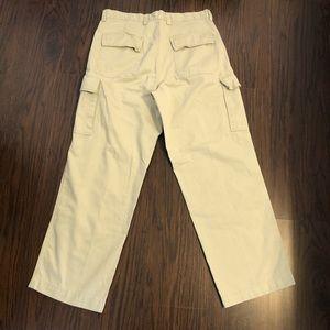 GAP Pants - Gap khakis cargo pants size 34X 30 measuring 35.5W